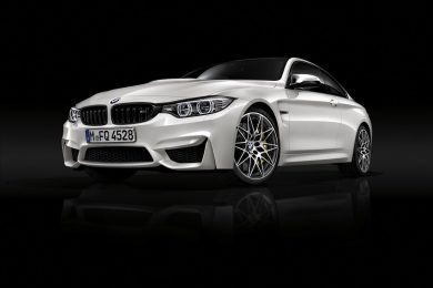 BMW M3 og M4 competition package