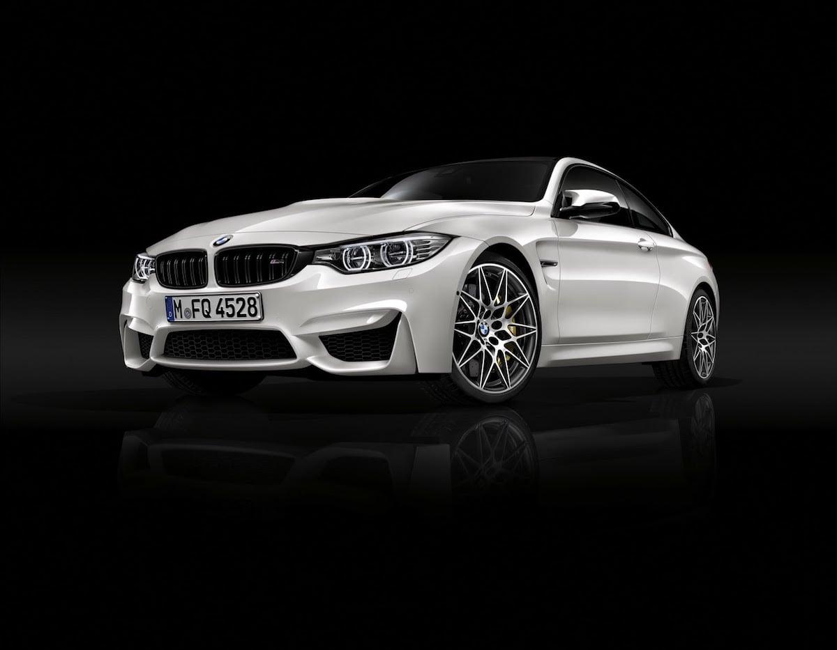 BMW Competition Package til M3 og M4!