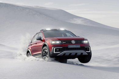 Volkswagen Tiguan GTE Active koncept