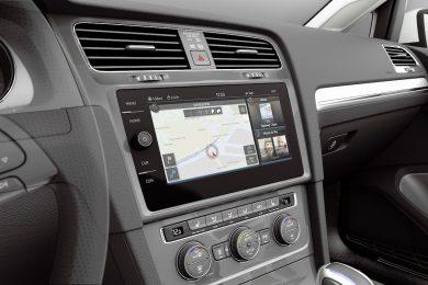 Volkswagen infotainmentsystem