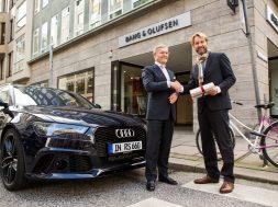 B&O Audi RS6