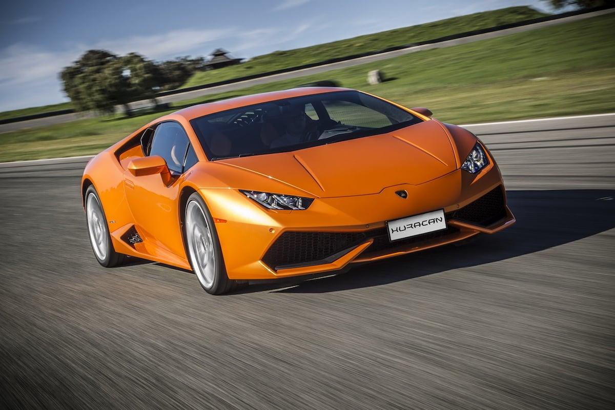 Dubai: Køb et hus og få en Lamborghini Huracán!