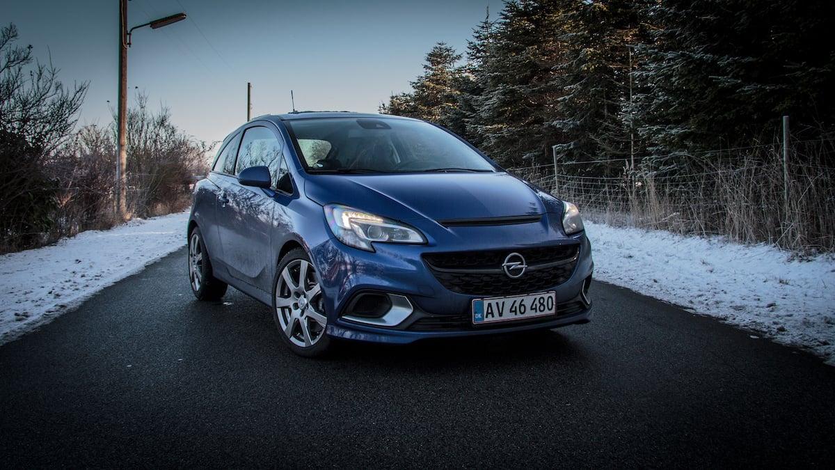 Test: Opel Corsa OPC – Lille hidsigprop