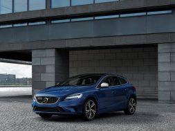 Ny Volvo V40 2017
