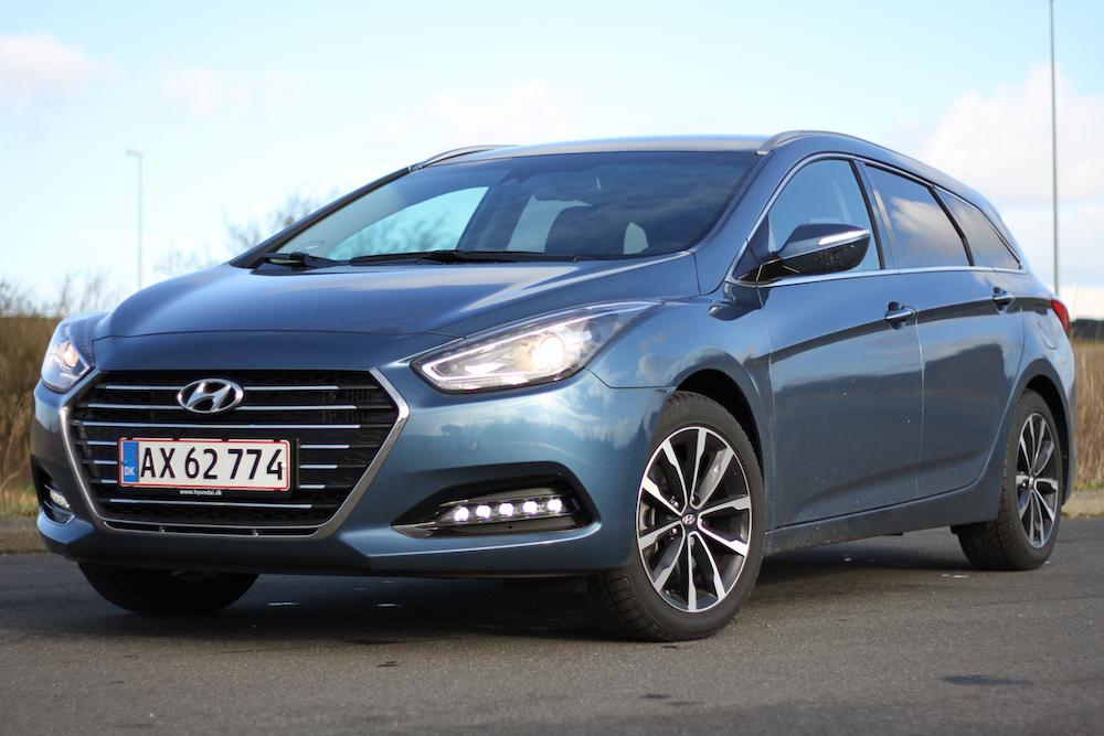 Test: Hyundai i40 Premium – bilen med masser af udstyr og komfort