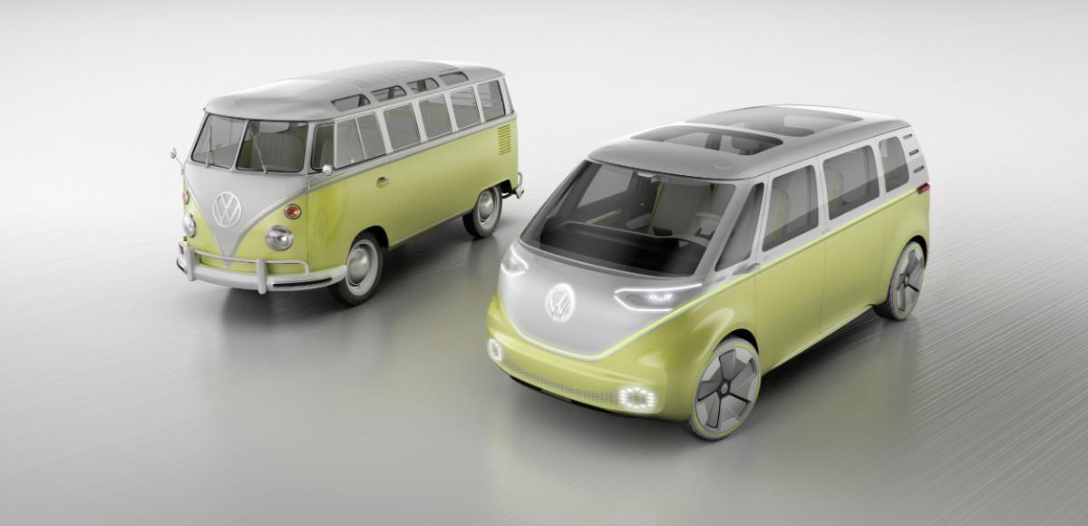 VW's nybagte rugbrød er elektrisk