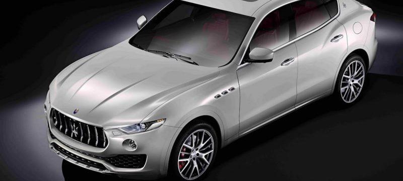 Ny Maserati Levante