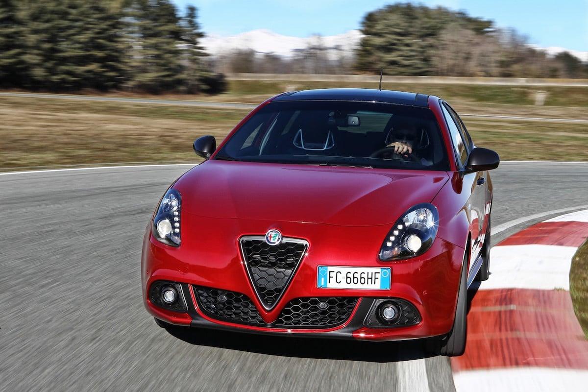 Alfa Romeo Giulietta bliver faceliftet igen