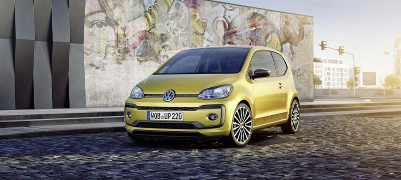 Ny Volkswagen up!