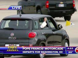 Paven i Fiat 500L