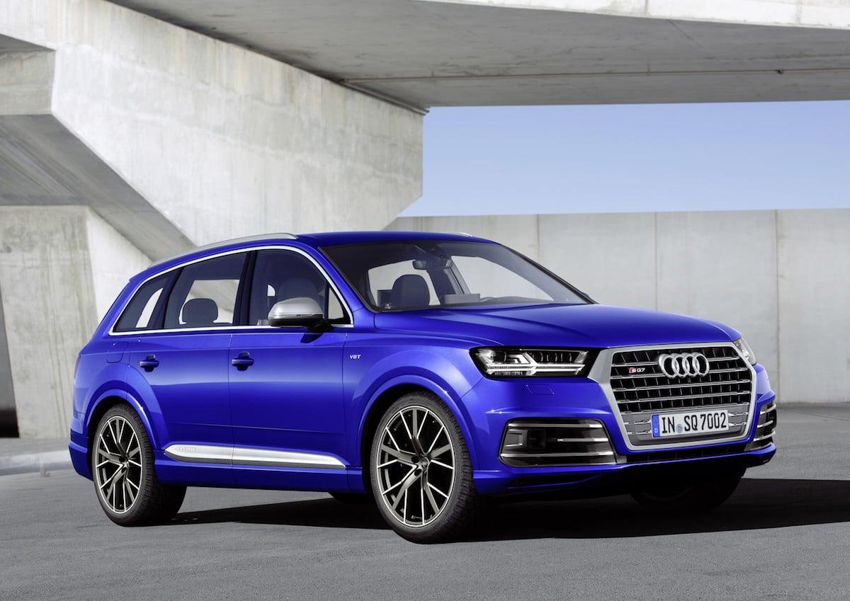 Audi SQ7 – tyskernes nye dieselmonster
