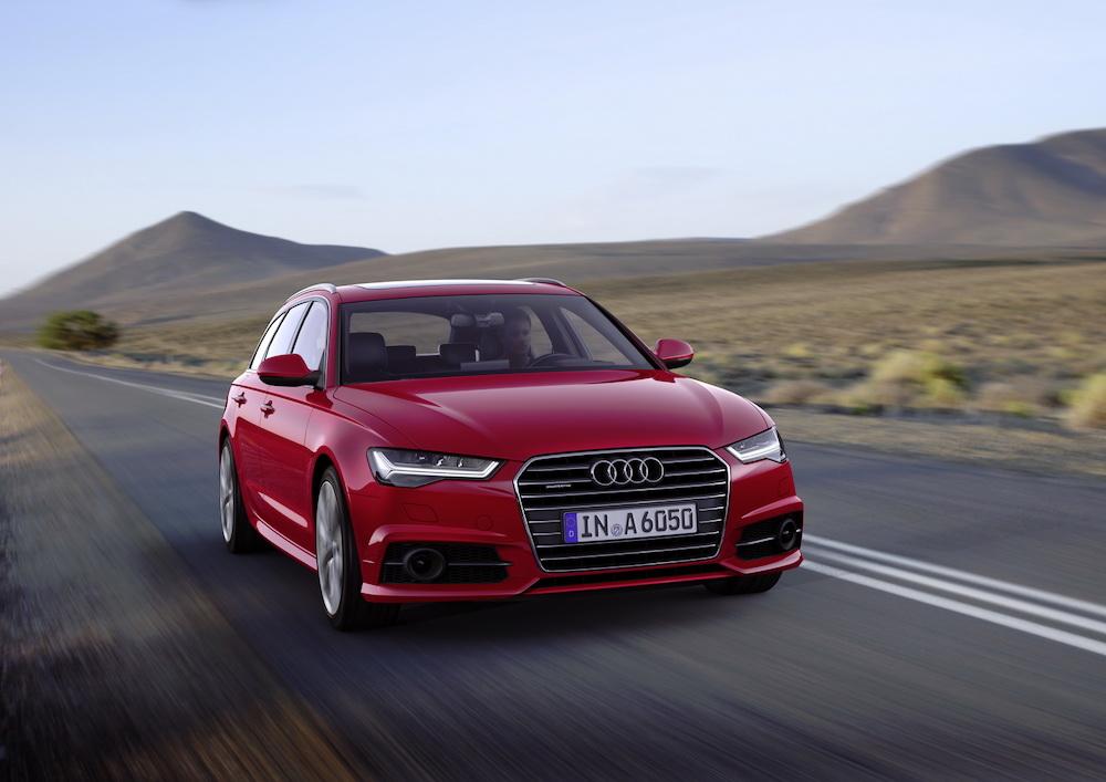 Audi opdaterer A6 Sedan, A6 Avant og A7 Sportback