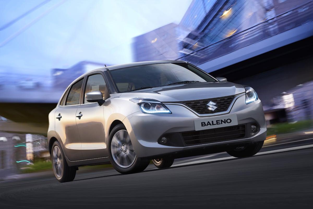 Suzuki Baleno gør klar til dansk introduktion