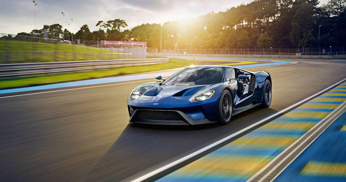 Nu kan du ansøge om at købe Ford GT