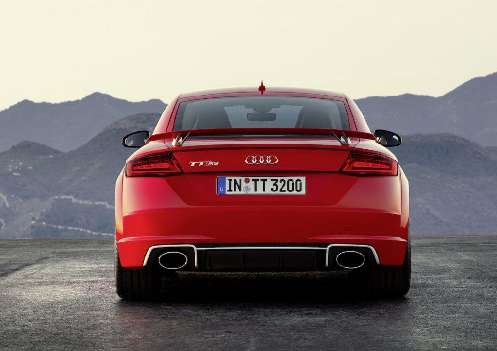 Audi TT RS Coupé 2