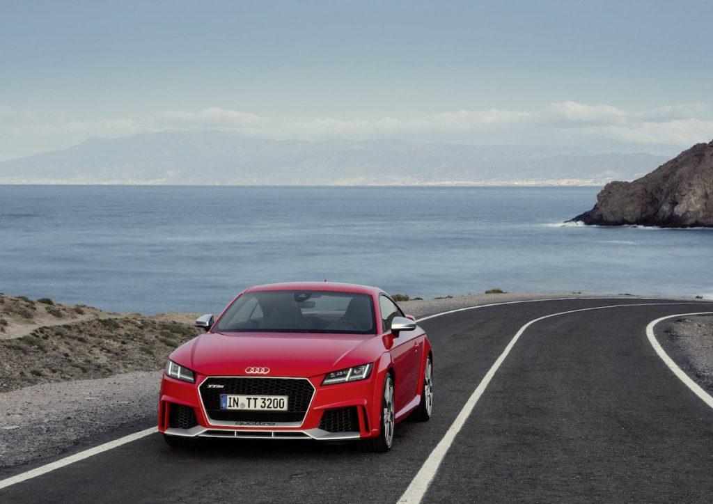 Audi TT RS Coupé 3