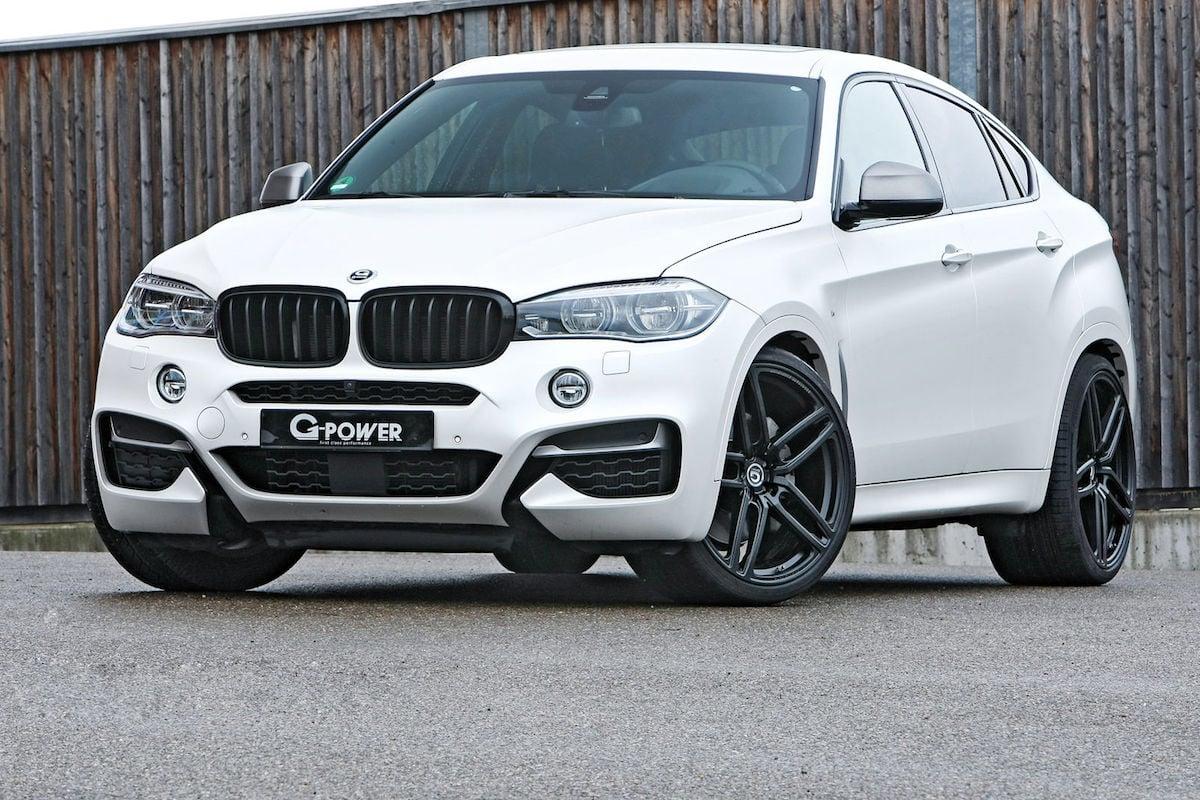 Mød G-Power udgaven af BMW M50d