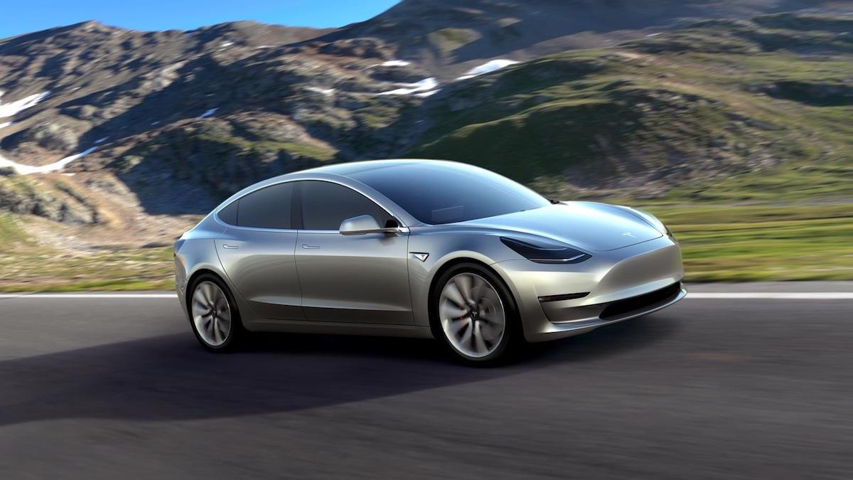 Dansk pris: Ny Tesla Model 3 til under en halv million