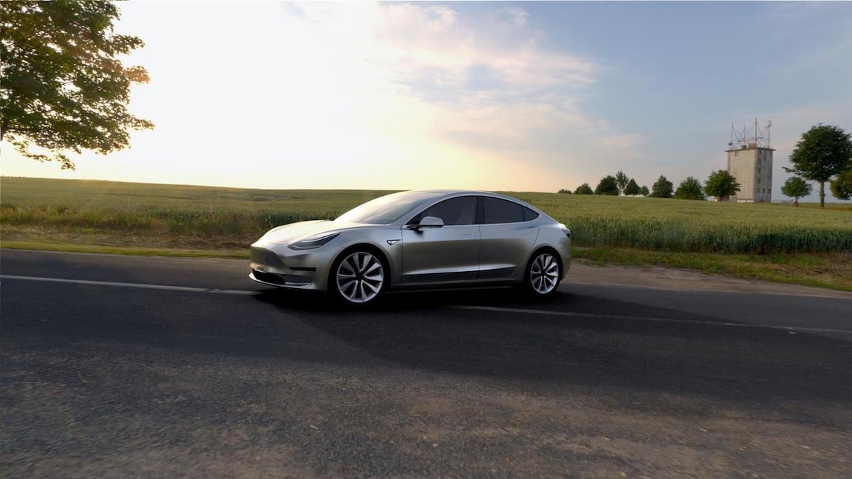 Tesla sælger 276.000 eksemplarer af Model 3 på 72 timer