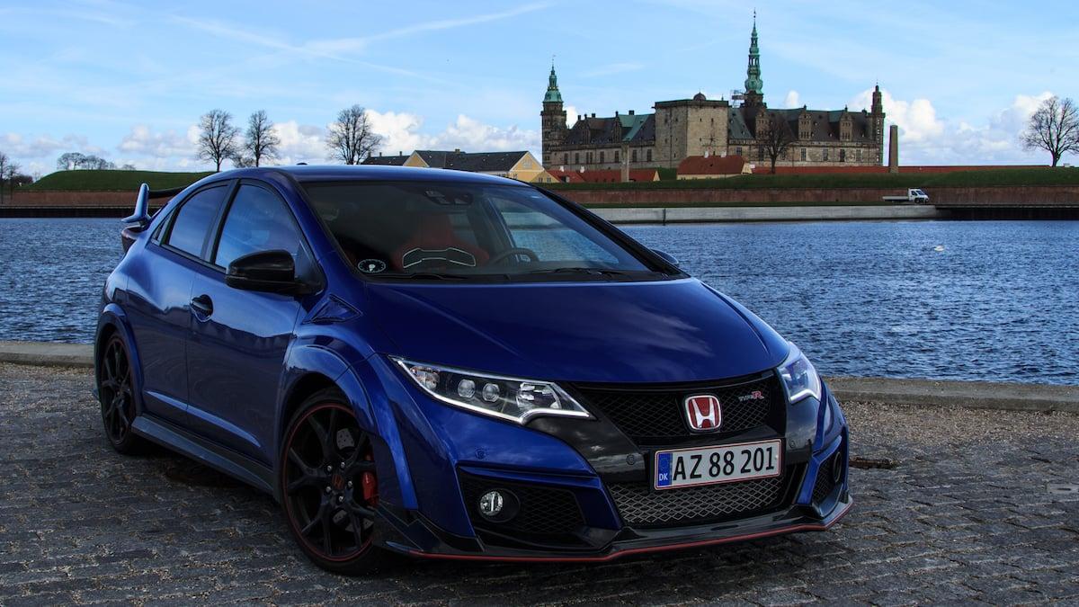 Test: Honda Civic Type R – Klassens bølle