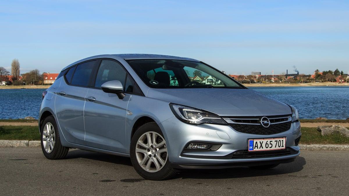 Test: Opel Astra 1.4T Enjoy – Årets bedste bil til danskerne?