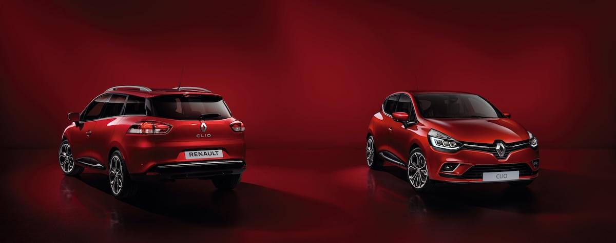 Faceliftet Renault Clio er klar til Danmark