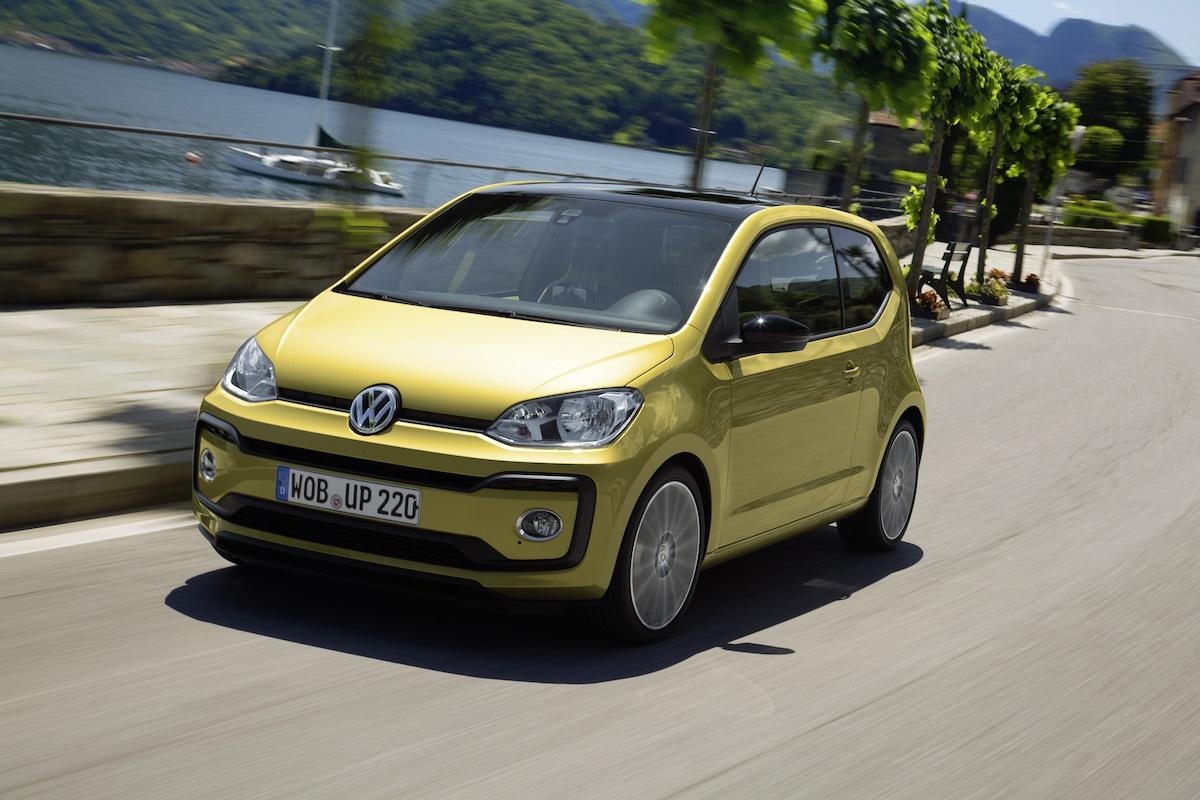 Mere Volkswagen up! til samme pris!