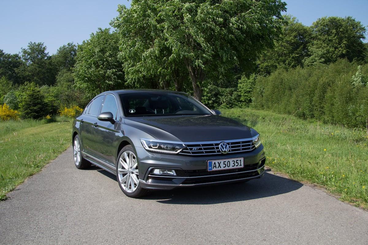 Test: Volkswagen Passat 1.8 TSI R-Line – knap så kedelig