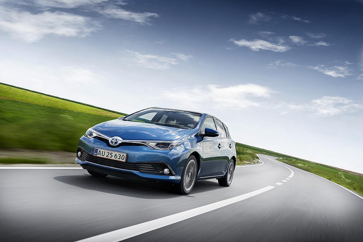 Toyota tredobler salget af hybridbiler i Danmark