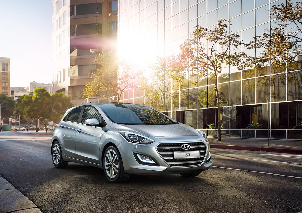 Privatlease Hyundai i30 for blot 2.395 kr.!