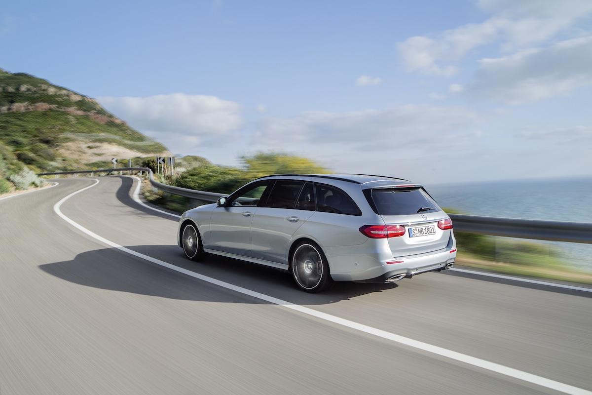 Så meget koster den nye Mercedes E-klasse Stationcar