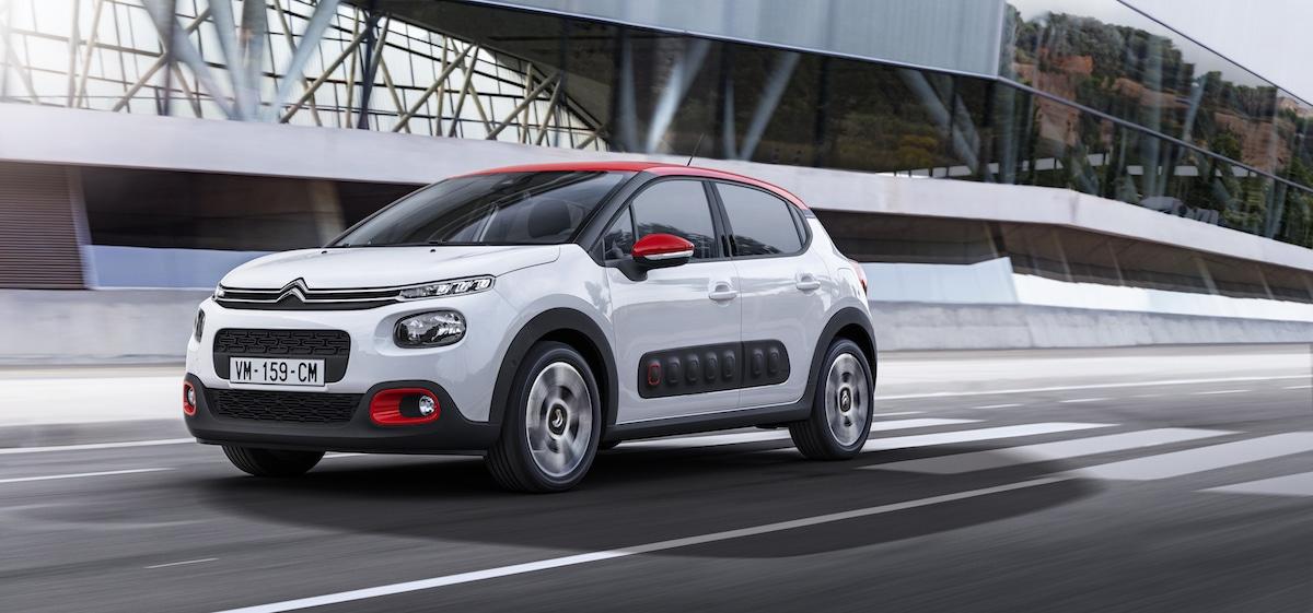 Ny model af fransk bestseller: Citroën C3