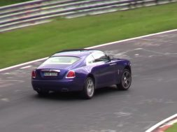 Rolls-Royce-Wraith-nurburgring