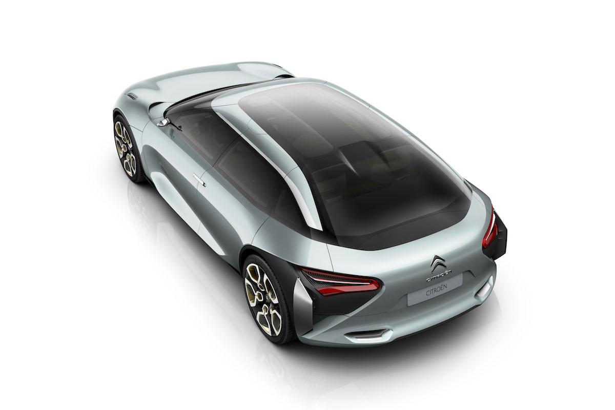 Unik konceptbil fra Citroën: CXPERIENCE