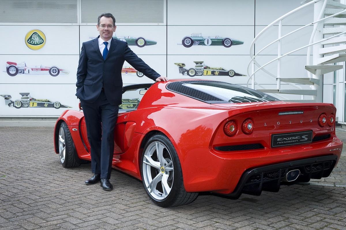 Lotus laver overskud for første gang i to årtier!