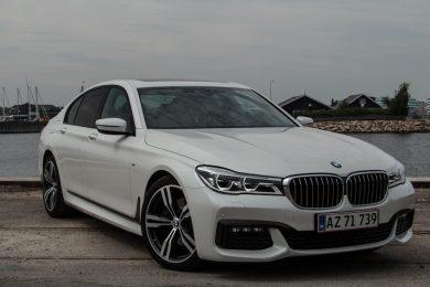 BMW 7-serie – BMW 730d