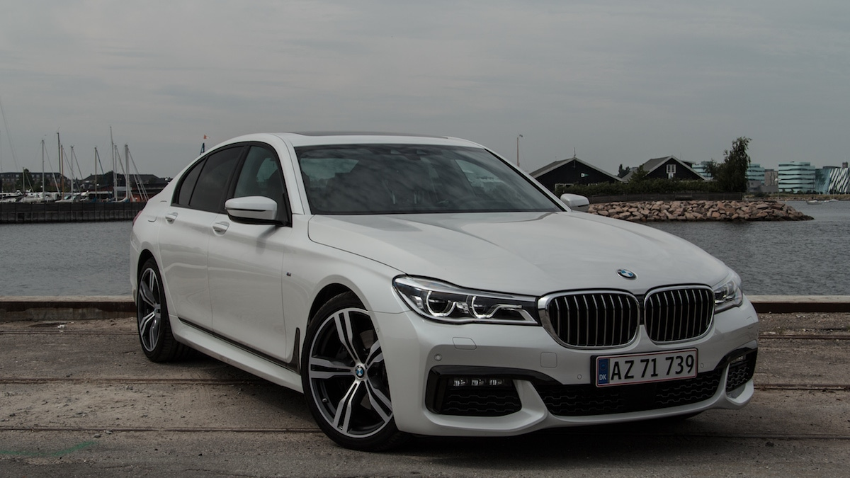 Test: BMW 7-serie – innovativ ministerbil