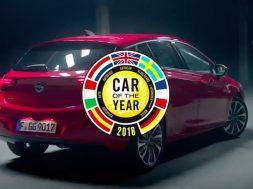 Video Historien Om Opel Astra Fortsætter Bilsektionendk