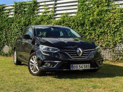 Renault Megane test
