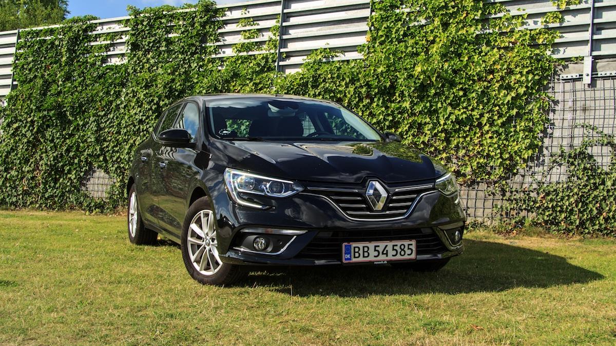 Test: Renault Megane 1.2 TCe Zen – fransk komfort