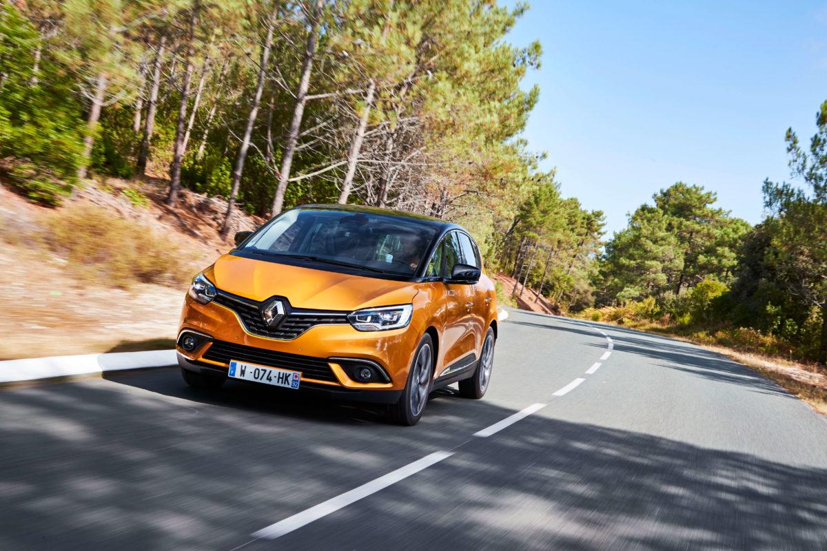 First Drive: Renault Scénic og Grand Scénic