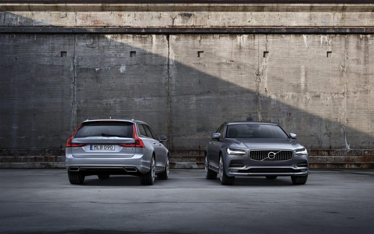 Polestar optimerer Volvo V90 og S90