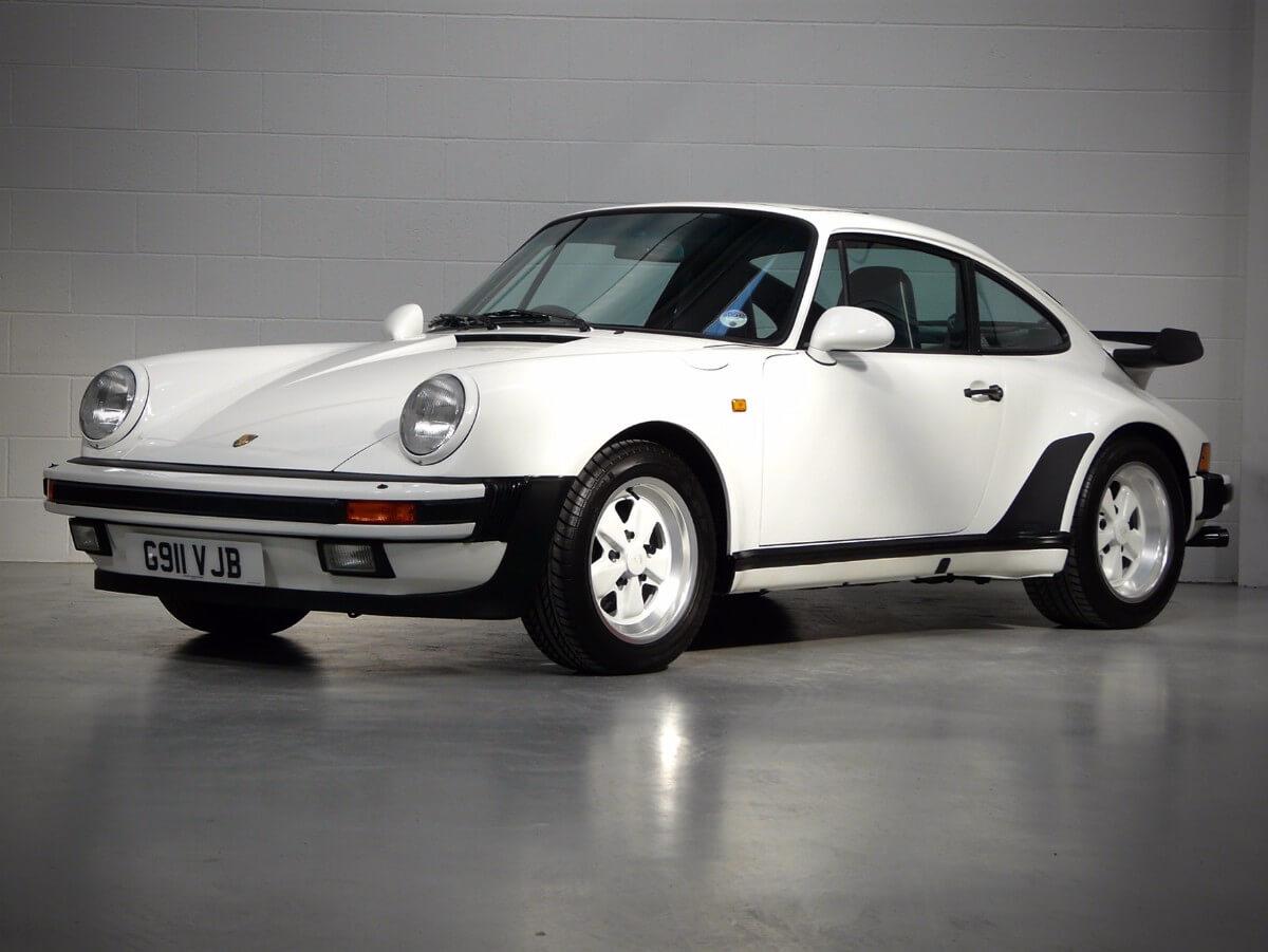 64 Porscher på auktion