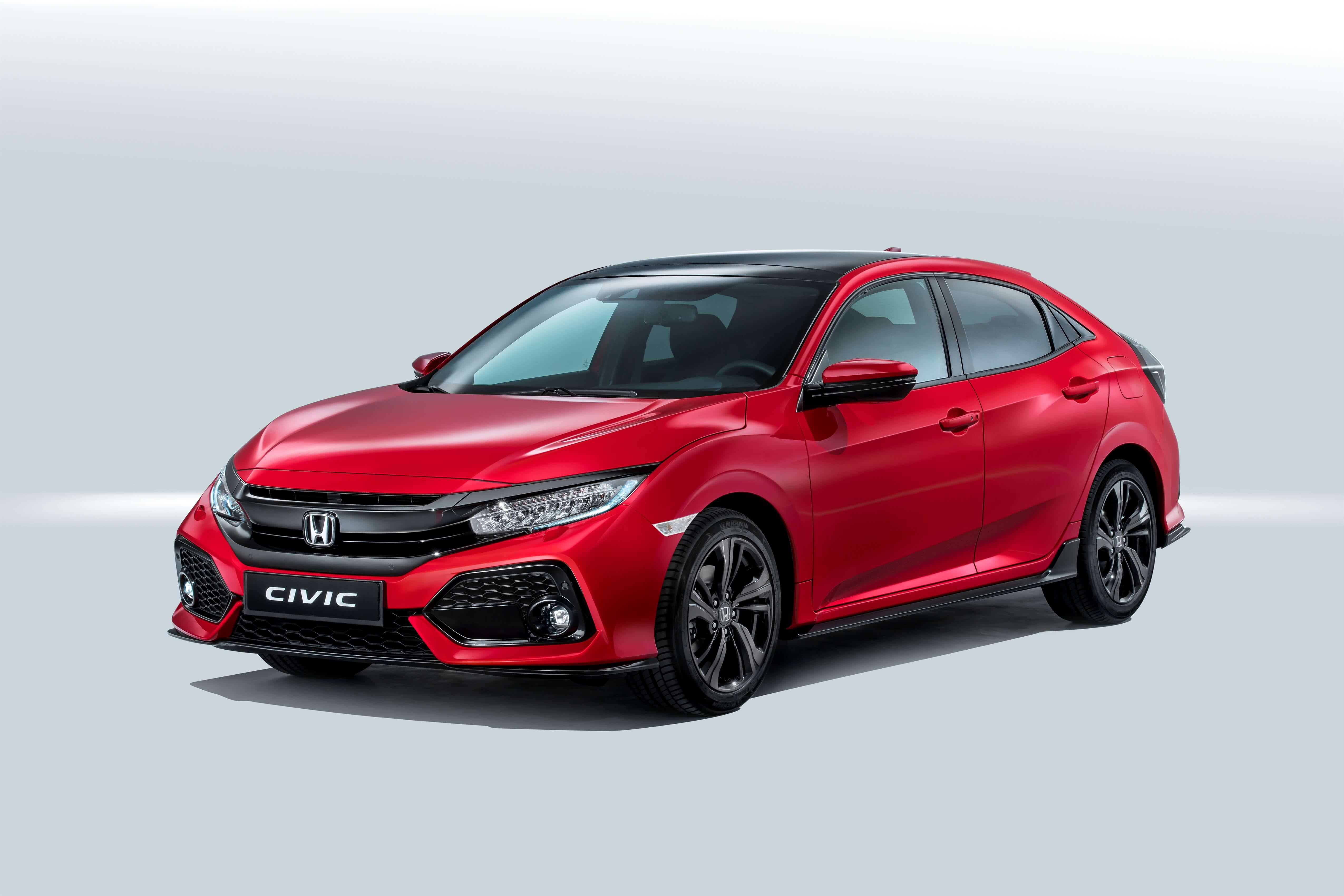 Stadig vildere end de andre – Den nye Honda Civic er landet
