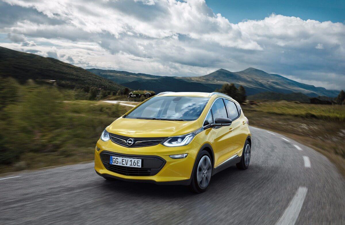 Opel Ampera rækker længere