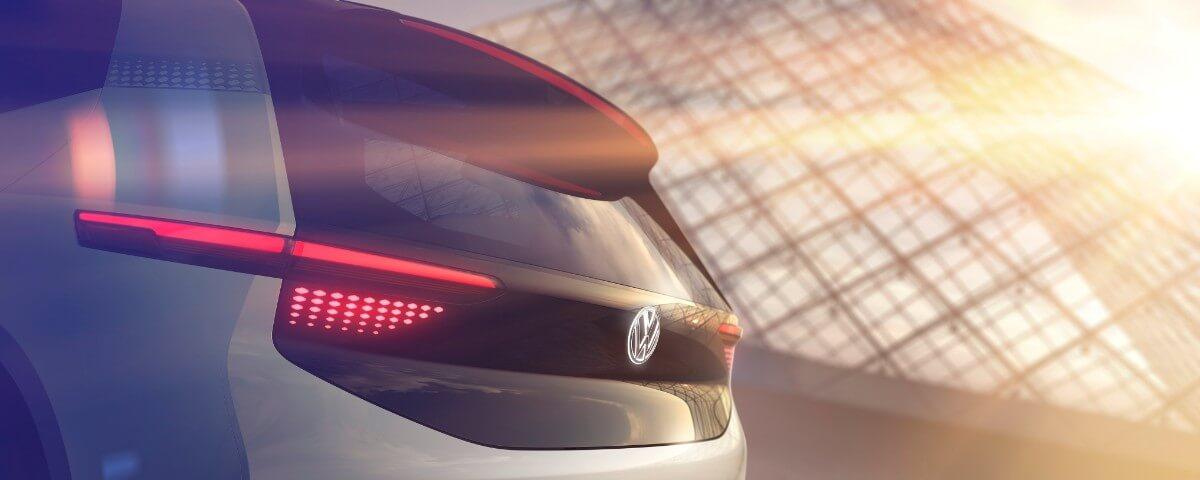 Volkswagen lader op