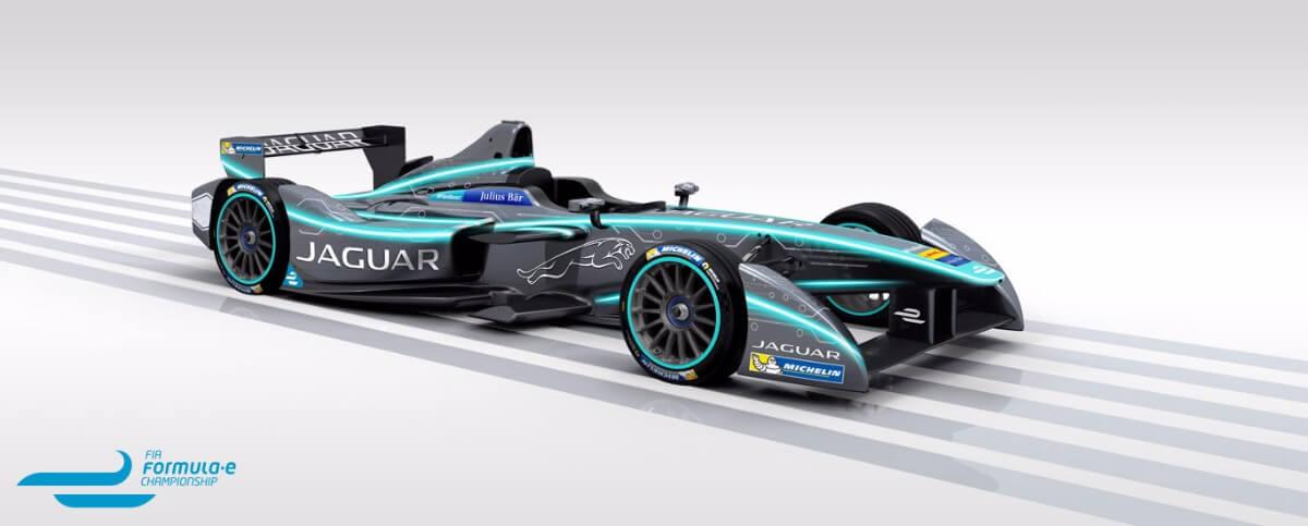 Jaguar er tilbage i motorsport