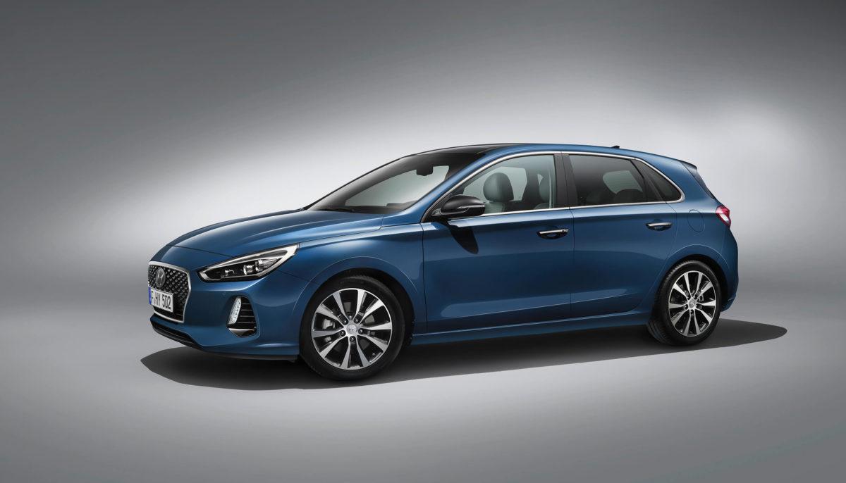 Hyundai byder op til dans i Golf-klassen
