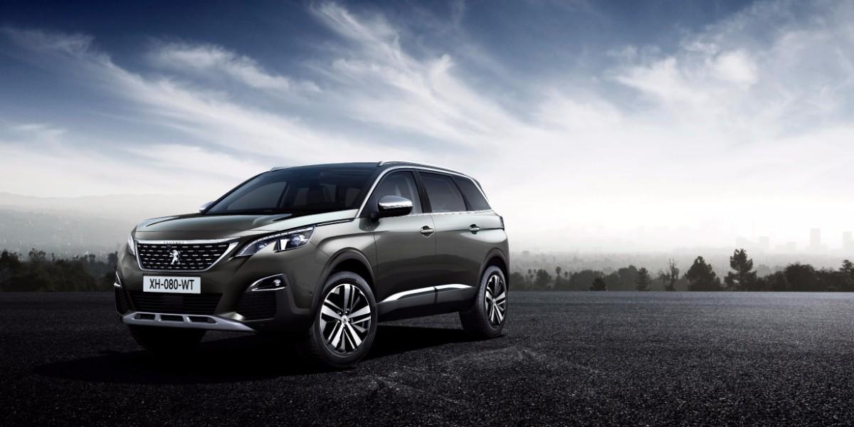 Ny Peugeot 5008 vil lege med de store
