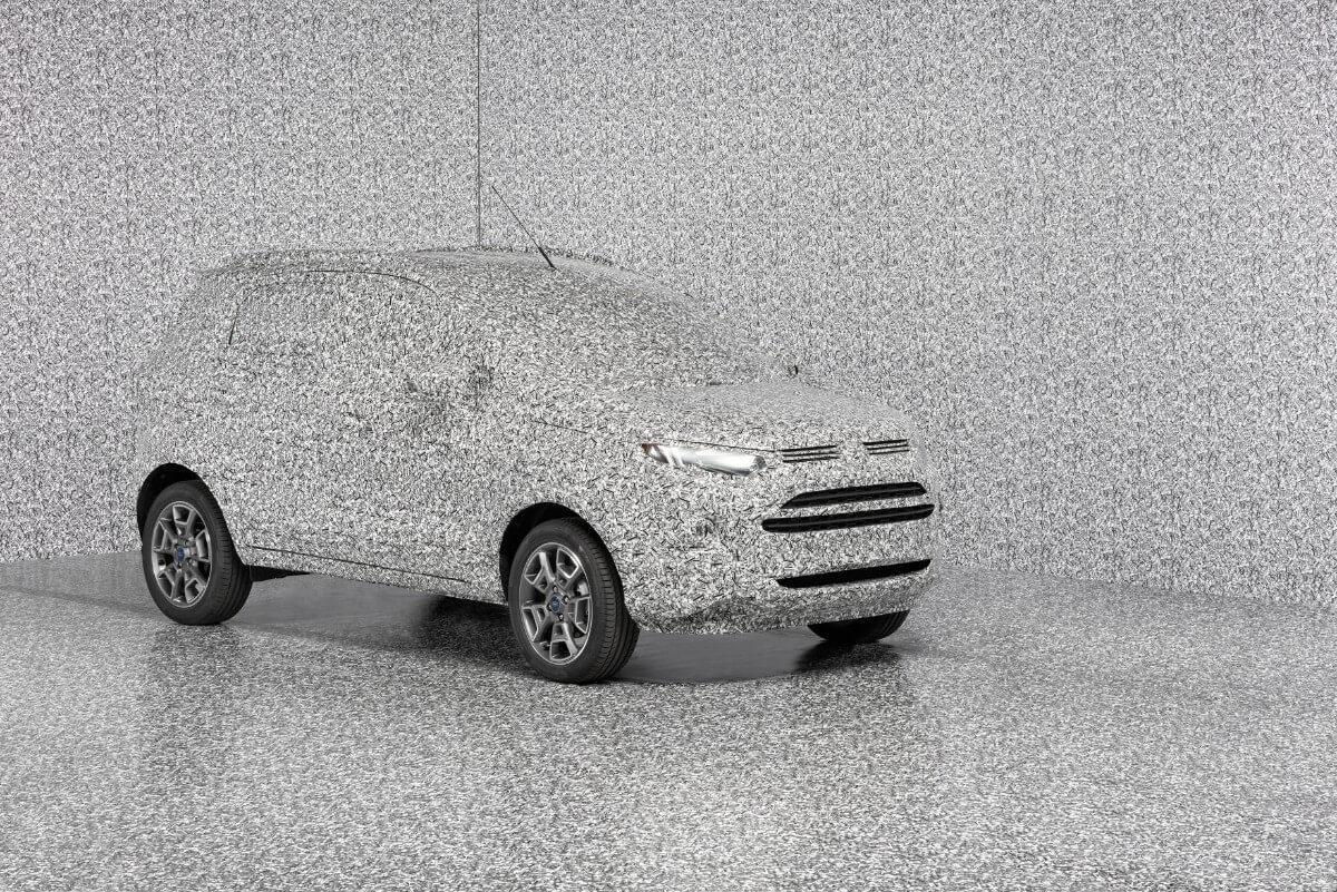 Prototyper i 3D camouflage